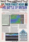 Their Finest Hour - The Battle of Britain Atari review