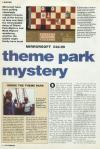 Theme Park Mystery - Variations on a Theme Atari review