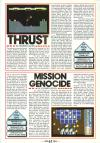 Thrust Atari review