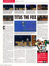 Titus the Fox - To Marrakech and Back Atari review