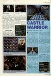 Castle Warrior Atari review