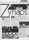 Zynaps Atari review