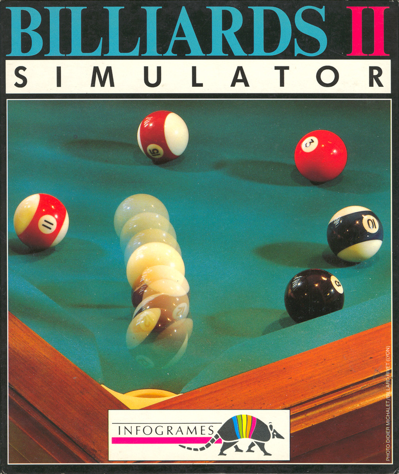 Atari St Billiards Simulator Ii Scans Dump Download