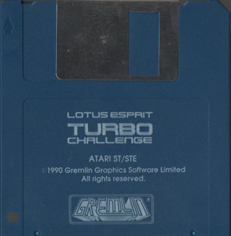 Atari ST Falcon Lotus Esprit Turbo Challenge : scans, dump, download,