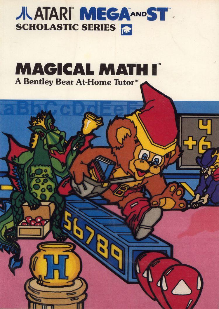Atari St Magical Math I Scans Dump Download