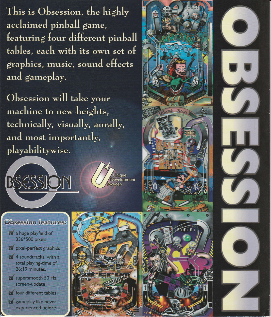 Atari ST Obsession : scans, dump, download, screenshots, ads