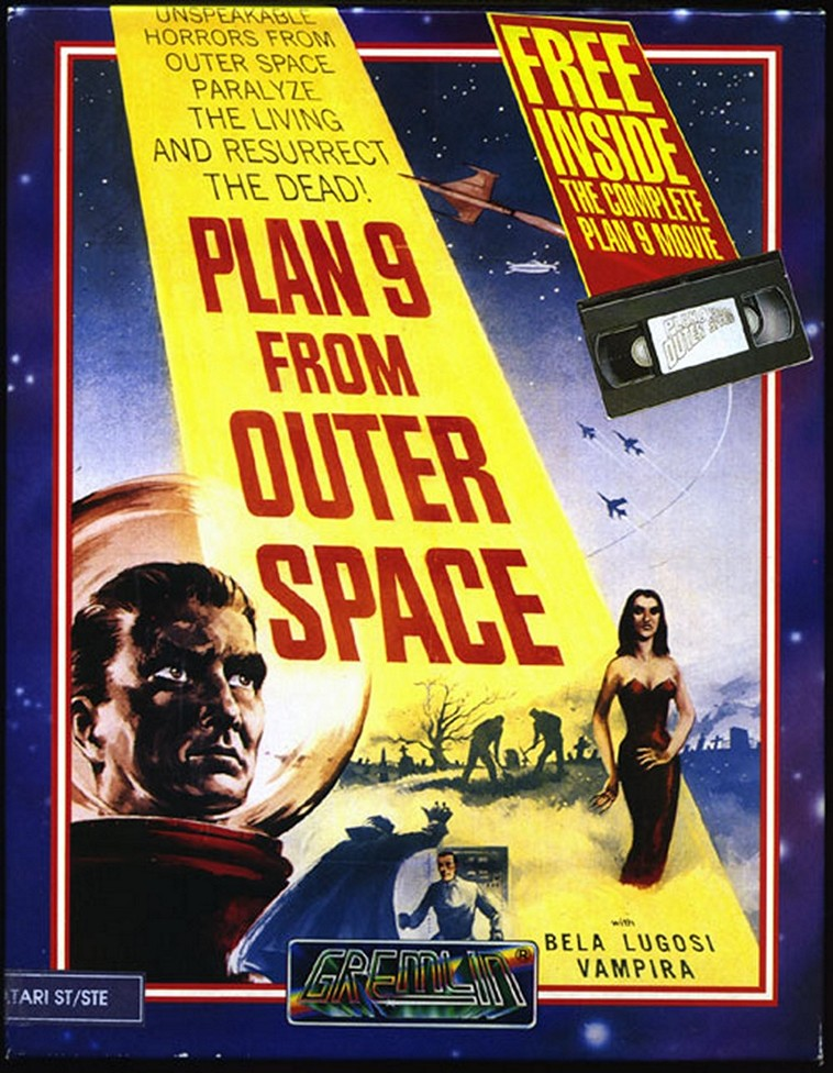 Plan 9 from Outer Space : Ed Wood : Free Download