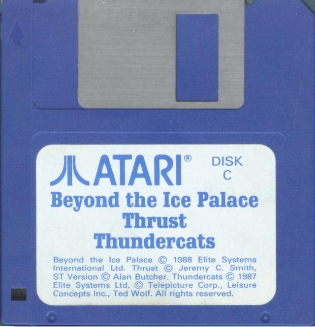 Roadwars Com Test >> Atari ST Super Pack : scans, dump, download, screenshots, ads, videos, catalog, instructions, roms