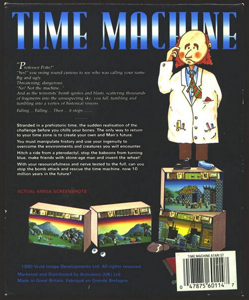time st machine