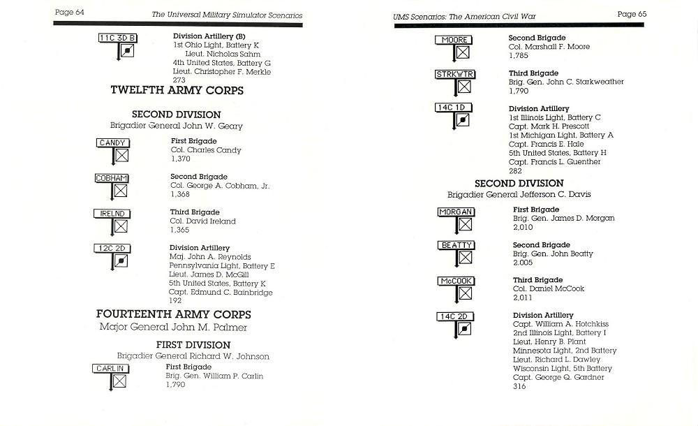 Atari St Ums Scenario Disc 1 The American Civil War Scans Dump