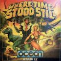 Where Time Stood Still Atari disk scan