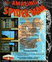 Amazing Spider-Man (The) Atari disk scan