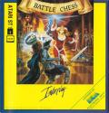 Battle Chess Atari disk scan