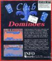 Club Dominoes Atari disk scan