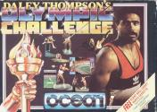 Daley Thompson's Olympic Challenge Atari disk scan