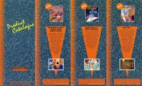 Dragon's Lair  - Escape from Singe's Castle Atari instructions