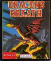 Dragons Breath Atari disk scan