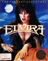 Elvira - Mistress of the Dark Atari disk scan