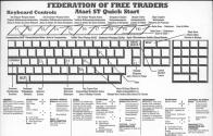 FoFT - Federation of Free Traders Atari instructions