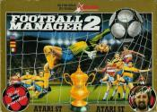 Football Manager II Atari disk scan