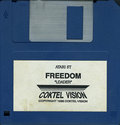 Freedom - Rebels in the Darkness Atari disk scan