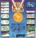 Games Winter Edition (The) Atari disk scan