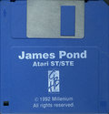James Pond - Underwater Agent Atari disk scan