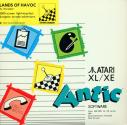 Lands of Havoc Atari disk scan