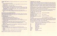 Leisure Suit Larry I - In the Land of the Lounge Lizards Atari instructions