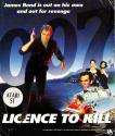 Licence to Kill Atari disk scan