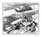 M1 Tank Platoon Atari instructions