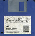 Magic Pockets Atari disk scan