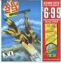 MIG 29 - Soviet Fighter Atari disk scan