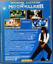 Moonwalker - The Computer Game Atari disk scan