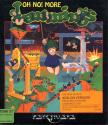 Oh No! More Lemmings Atari disk scan