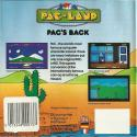 Pac-Land Atari disk scan