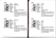 Panza Kick Boxing Atari instructions