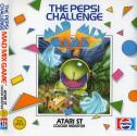 Pepsi Challenge - Mad Mix Game Atari disk scan