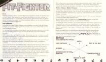 Pit-Fighter Atari instructions