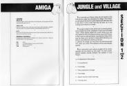 Platoon Atari instructions