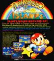 Rainbow Islands Atari disk scan