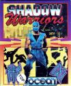 Shadow Warriors Atari disk scan