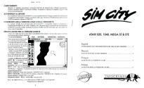 Sim City Atari instructions