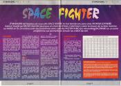 Space Fighter Atari instructions