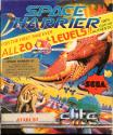 Space Harrier - 20 Levels Edition Atari disk scan