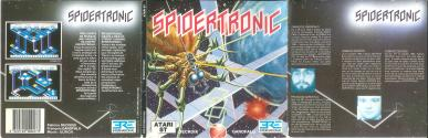 Spidertronic Atari disk scan