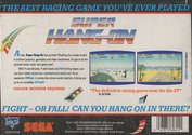 Super Hang-on Atari disk scan