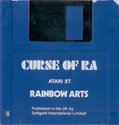 Curse of Ra (The) Atari disk scan