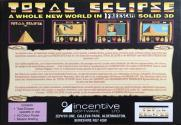 Total Eclipse Atari disk scan