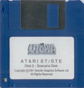 Utopia - The Creation of a Nation Atari disk scan